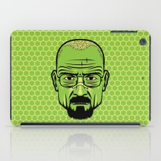 Walter White Portrait. iPad Case