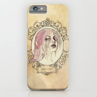 iPhone & iPod Case featuring ACUALESCENT - Framed and Stained by Casstronaut