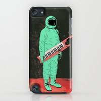 iPod Touch Cases featuring Space Jam by Chase Kunz