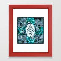 Jackie (#TheAccessoriesS… Framed Art Print