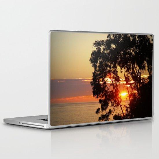 beautiful ending  Laptop & iPad Skin