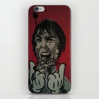 Scream for Dope Shit iPhone & iPod Skin