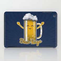 Beer Hugs iPad Case