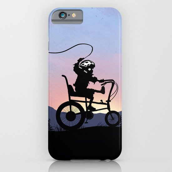 Ghost Rider Kid iPhone & iPod Case