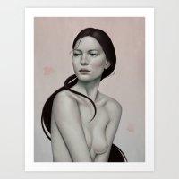 254 Art Print