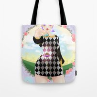 Which way to go? Tote Bag