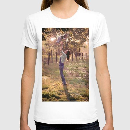 Seize those Golden Moments T-shirt
