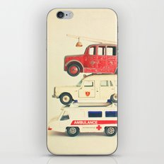 Who Will Help Us Now? iPhone & iPod Skin