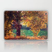 ten million fireflies Laptop & iPad Skin