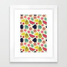 Tropicana  Framed Art Print