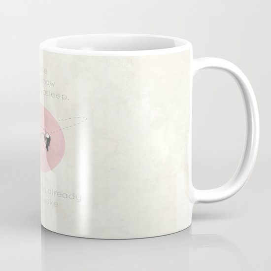 The Insomnia of Heisenberg Mug