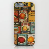 iPhone Cases featuring Canned in the USA by Megs stuff...