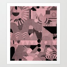 Lost Frequencies. Art Print