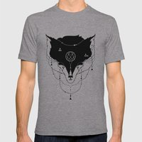 Fox Mens Fitted Tee Athletic Grey SMALL