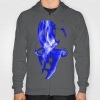 Smoke Abstract 1 Hoody