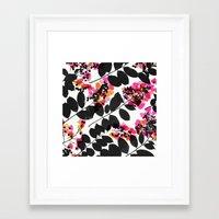 myrtle 5 Framed Art Print