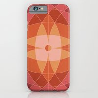 iPhone & iPod Case featuring Midcentury Pattern 07 by BLKSPC