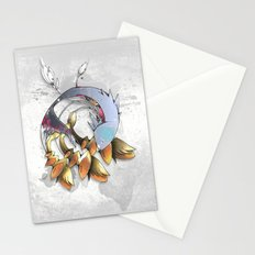 Piscis Orbis Stationery Cards