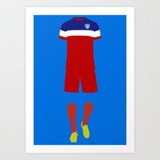 World Cup Art Print