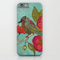 iPhone & iPod Case featuring Contented Constance by Valentina Harper