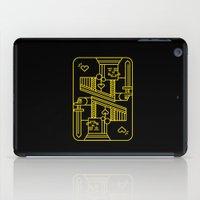 King of Hearts iPad Case