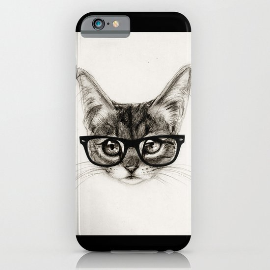 Mr. Piddleworth iPhone & iPod Case