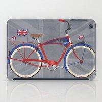 British Bicycle iPad Case
