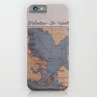 Adventure Is Worthwhile iPhone 6 Slim Case