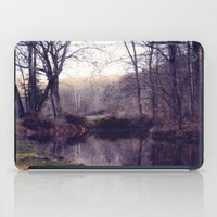 still water iPad Case
