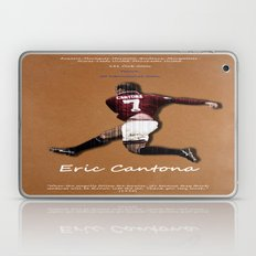 Eric Cantona 50 Laptop & iPad Skin
