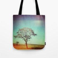 Light Tree Tote Bag