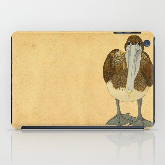 Ploffskin Pluffskin Pelican Jee iPad Case