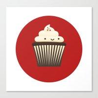 Cupcake Series Canvas Print