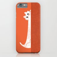 Mark's Superpower: Cat S… iPhone 6 Slim Case
