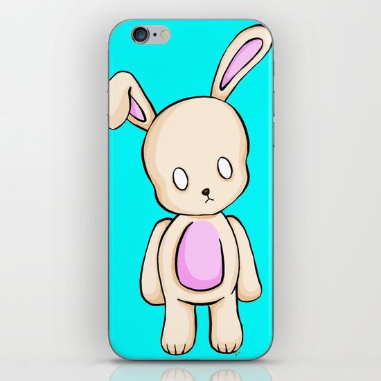 A Tiny Bunny iPhone & iPod Skin
