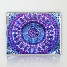Hydrangea Mandala Laptop & iPad Skin