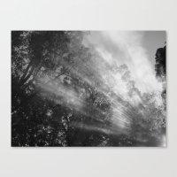 Smoke Signals 2 Canvas Print
