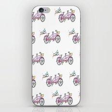 Ride on iPhone & iPod Skin
