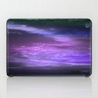 Purple Twilight Sky iPad Case