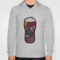 A Pint Of Beer A Day. Ke… Hoody