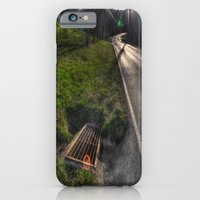 iPhone & iPod Case featuring Down the road by Terbo