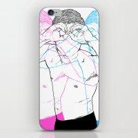 Manóculos iPhone & iPod Skin