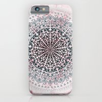 ICELAND MANDALA IN PINK iPhone 6 Slim Case