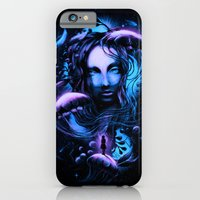 iPhone & iPod Case featuring Ocean of Secrets by nicebleed