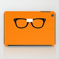 Alex Vause Glasses OITNB iPad Case