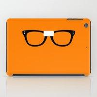 Alex Vause Glasses OITNB iPad Case