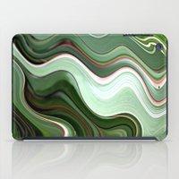 Green Dream iPad Case