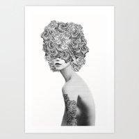 Rose #2 Art Print