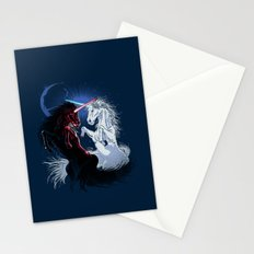 Unicorn Wars Stationery Cards