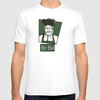 The Cook Of Breaking Bad Mens Fitted Tee White SMALL